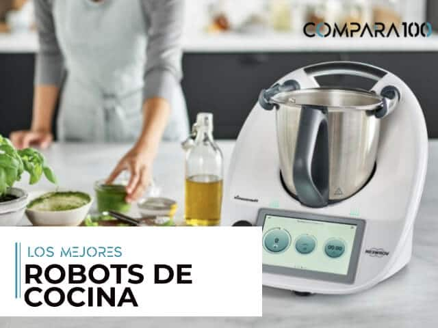 El Mejor Robot de Cocina de 2021